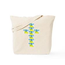 Butter Lamb Tote Bag