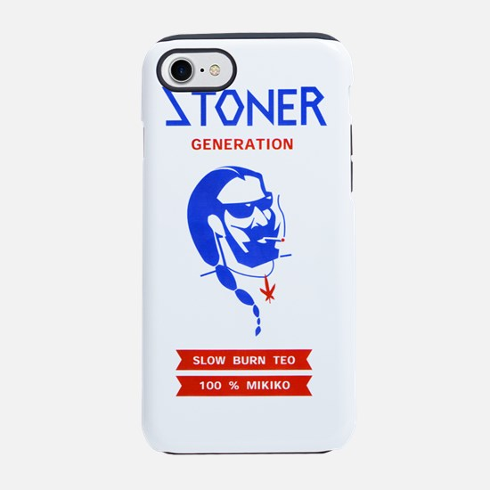 Copy of STONER GUY.png iPhone 7 Tough Case