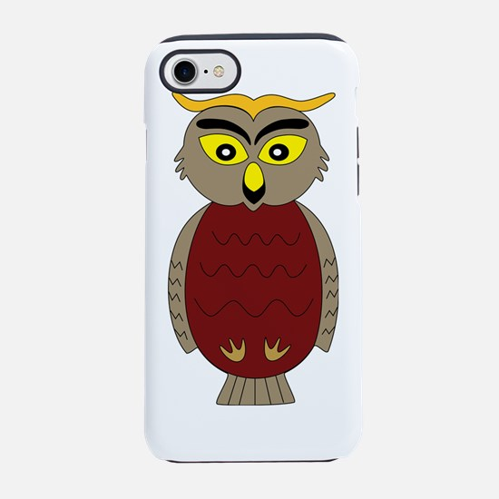 Teacher Owl iPhone 7 Tough Case