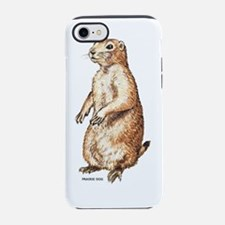 Funny Prairie dog iPhone 7 Tough Case