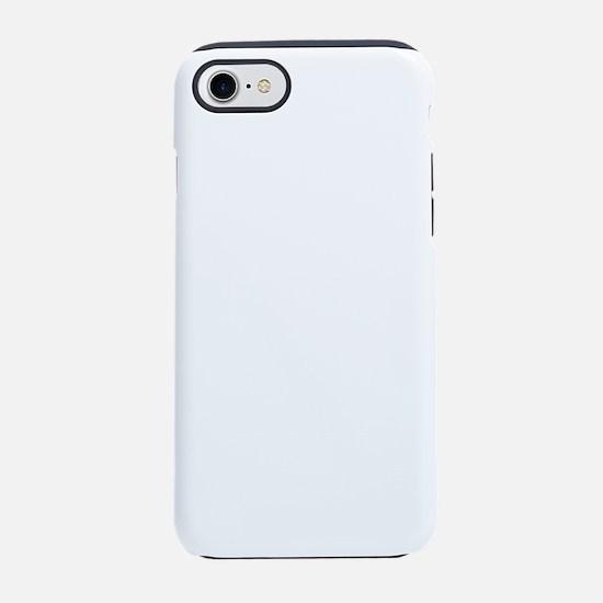 Mustache-017-B iPhone 7 Tough Case