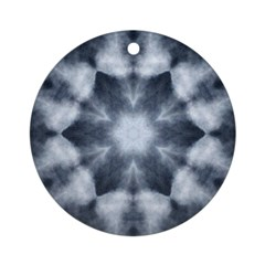 Clouds III Ornament (Round)