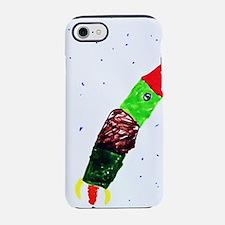 voyage dans la lune iPhone 7 Tough Case