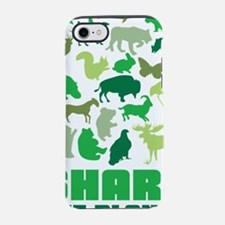 SHARE THE PLANET DAVID.png iPhone 7 Tough Case