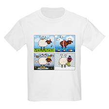 Sheep of All Seasons T-Shirt