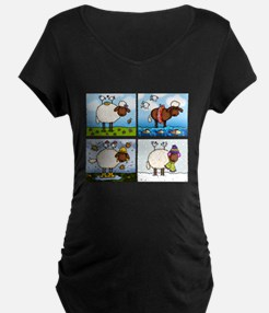 Sheep of All Seasons T-Shirt