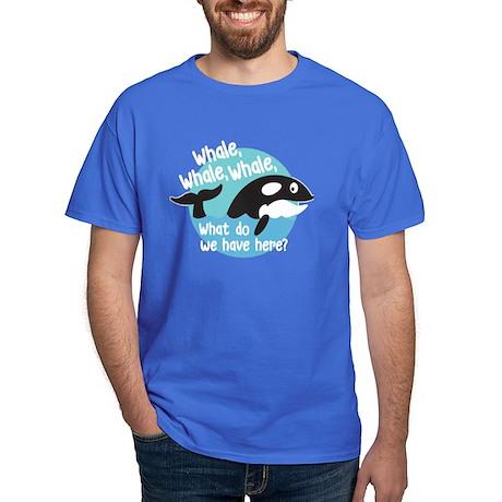 Whale Whale Whale Dark T-Shirt