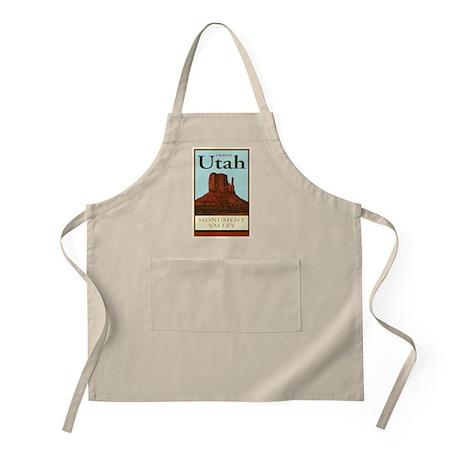 Travel Utah BBQ Apron