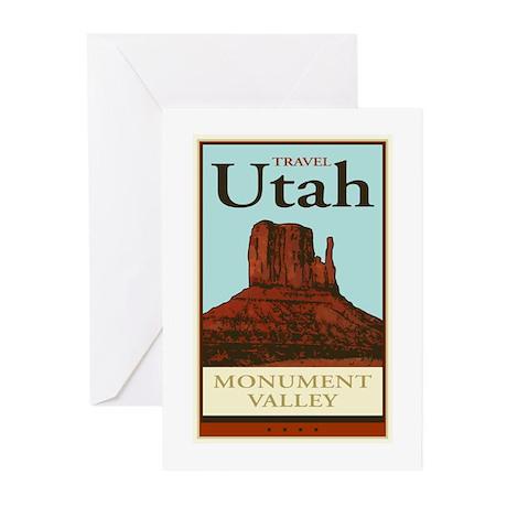 Travel Utah Greeting Cards (Pk of 20)