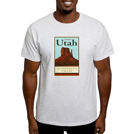 Travel Utah Light T-Shirt