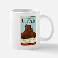 Travel Utah Small Small Mug