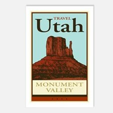 Travel Utah Postcards (Package of 8)