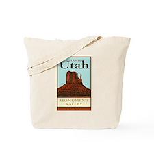 Travel Utah Tote Bag