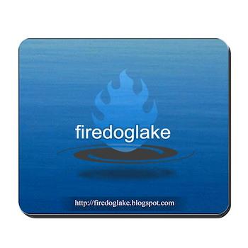 Firedoglake Mousepad