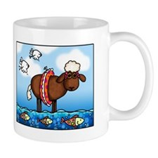 Summer Sheep Mug