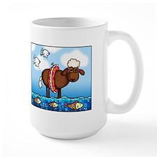Summer Sheep Mug