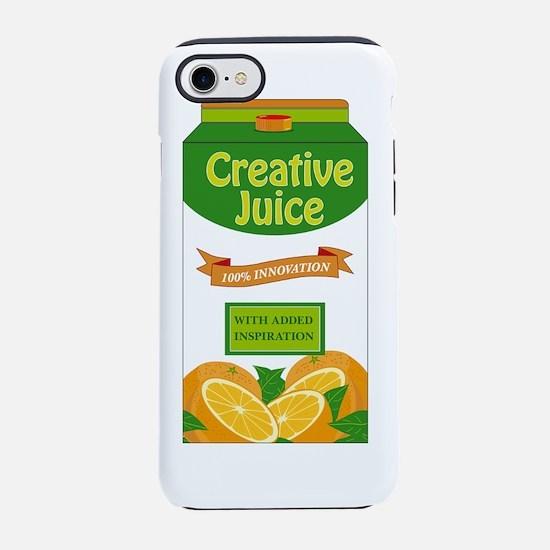 creative_juice12.png iPhone 7 Tough Case