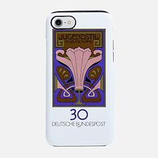 1977 Germany Art Nouveau Desig iPhone 7 Tough Case