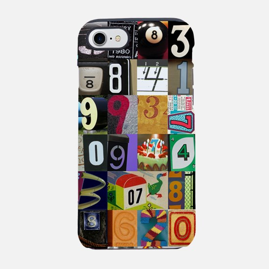 Places of Pi.png iPhone 7 Tough Case