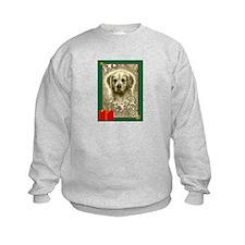Golden Retriever Holiday ~ Sweatshirt