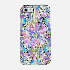 Pastel Bursts 1 iPhone 7 Tough Case