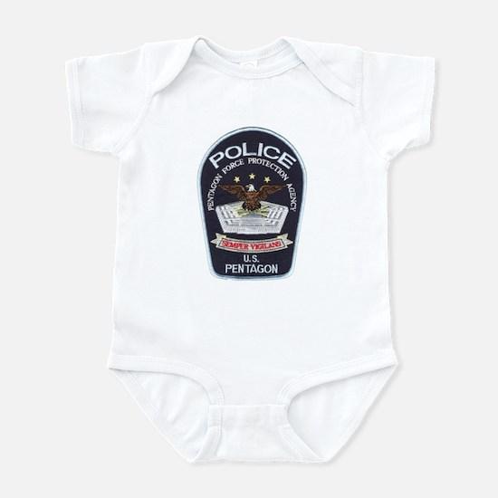 Pentagon Police Infant Bodysuit