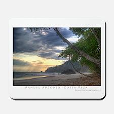 Costa Rica Beach Mousepad
