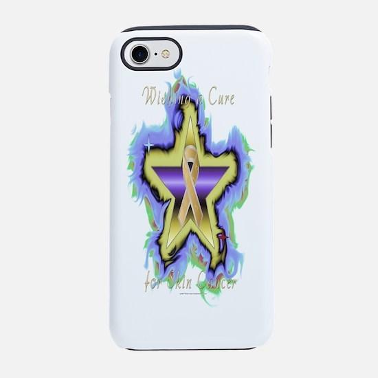 Skin Cancer Wish Star iPhone 7 Tough Case