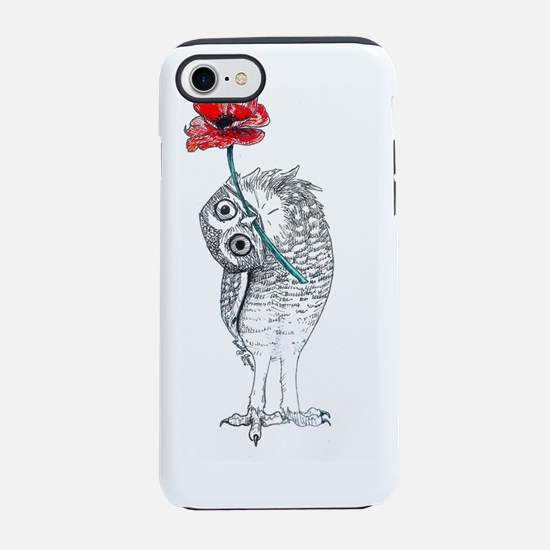 Owl & Poppy  iPhone 7 Tough Case