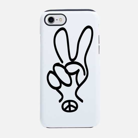 Peace, Baby! iPhone 7 Tough Case