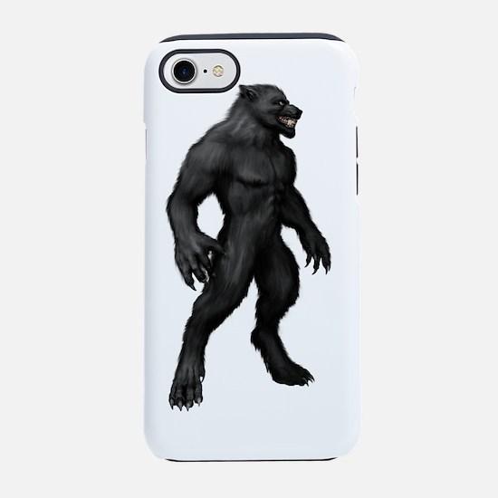 Werewolf #2 iPhone 7 Tough Case
