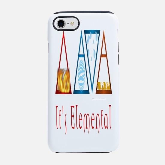 It's Elemental iPhone 7 Tough Case
