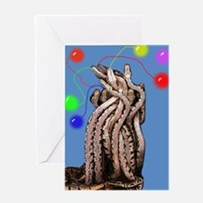Ball Python Birthday Greeting Card