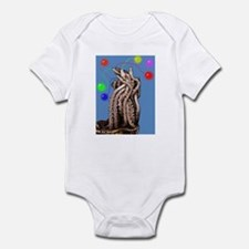 Ball Python Birthday Infant Bodysuit