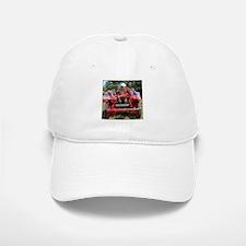 Ahrens-Fox fire engine Baseball Baseball Cap