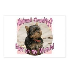 Not on my Watch! Postcards (Package of 8)
