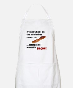 """Wrapped in Bacon"" Barbecue Apron"