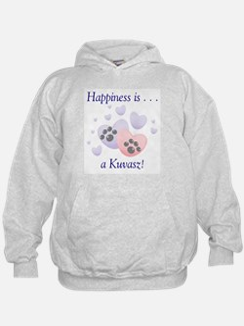 Happiness is...a Kuvasz Hoodie