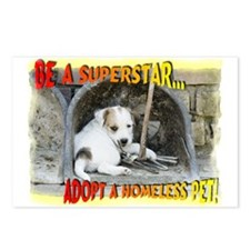 Be a Superstar... Postcards (Package of 8)