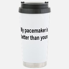 my pacer Travel Mug