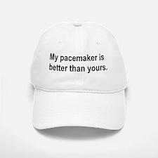 my pacer Baseball Baseball Cap