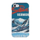 Stowe vermont iPhone Cases