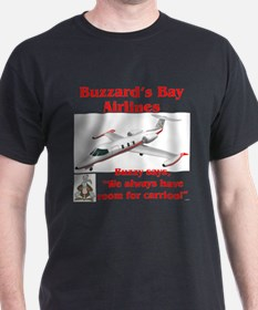 Buzzard's Bay Airlines T-Shirt