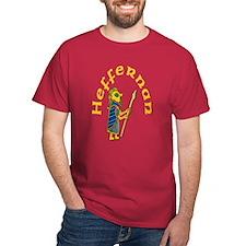 Heffernan Celtic Warrior Design #2 T-Shirt