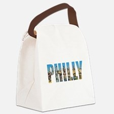 Philly Canvas Lunch Bag