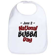 National Bubba Day Bib