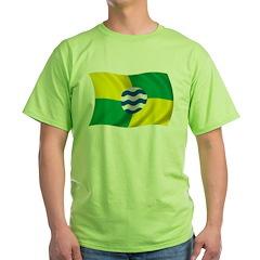 Wavy Nairobi Flag T-Shirt