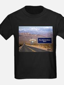 Death Valley Free Speech T