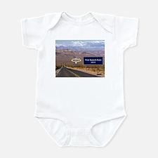 Death Valley Free Speech Infant Bodysuit