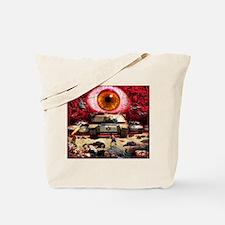 Israel Eye Tote Bag